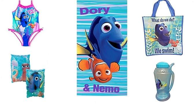 Amazon.com: Disney Pixar Finding Dory bebé Girls I Speak ...