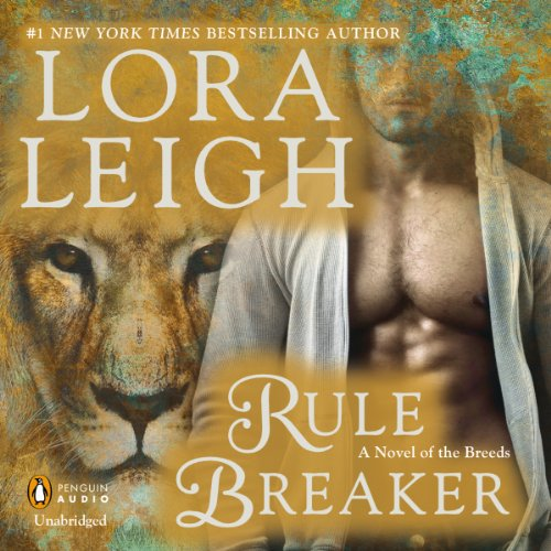 Rule Breaker: A Novel of the Breeds, Book 29 by Penguin Audio