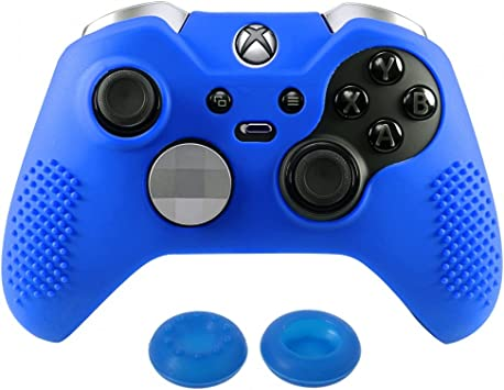 eXtremeRate Funda de Silicona para Xbox One Carcasa Suave ...