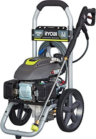 Ryobi 2900 PSI is a medium-duty pressure washer that is best suited for home use