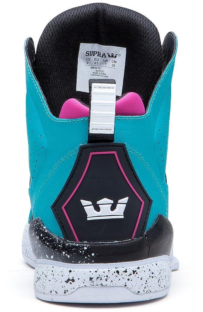 19e87e2fceaf Spectre By Supra - Mens Magazine High Top Shoes