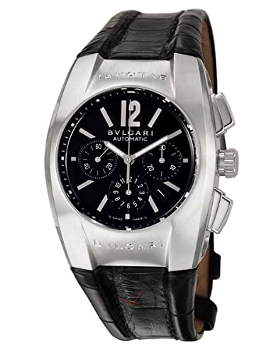 Bulgari de mujer reloj de pulsera ergon Cronógrafo Automático eg35bsldch: Amazon.es: Relojes