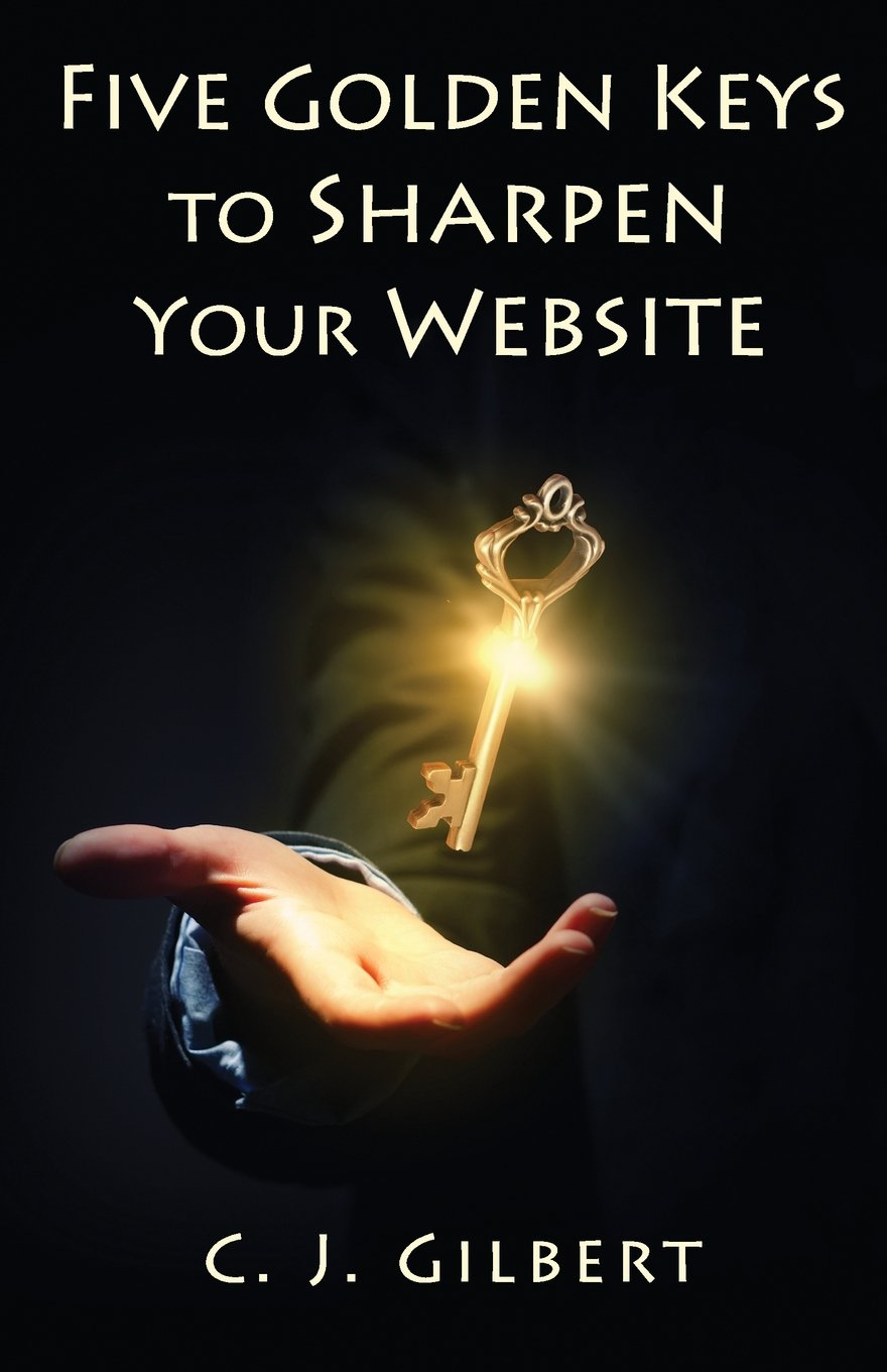 Download Five Golden Keys to Sharpen Your Website PDF