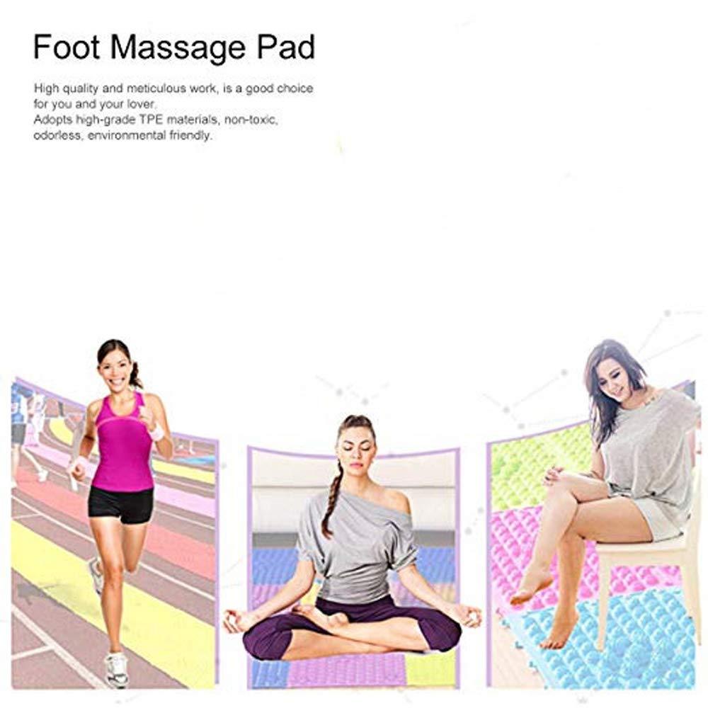Amazon.com: YOBEYI - Esterilla de masaje para pies, para ...
