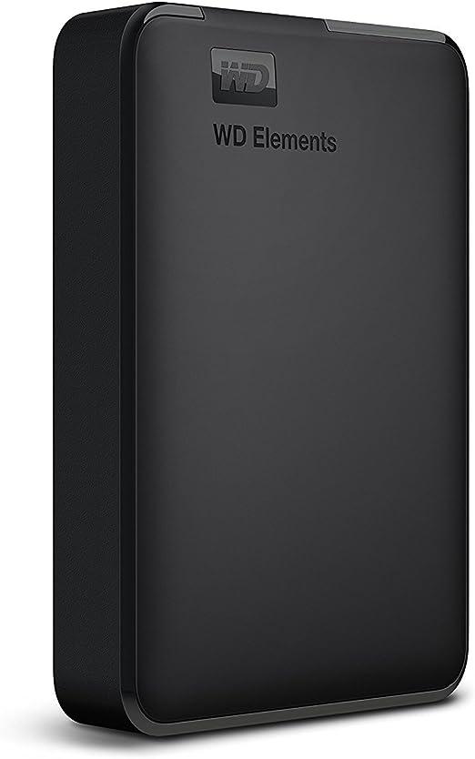 WD HDD ポータブルハードディスク 1.5TB WD Elements Portable WDBU6Y0015BBK-WESN USB3.0/2年保証