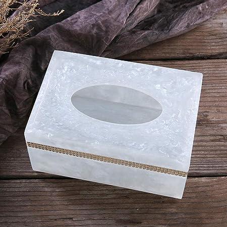 Los titulares de papel higiénico de papel toalleros Resina Tejido Caja de almacenamiento Caja de almacenamiento Inicio Moda Decoración de papel toalla rack accesorios de baño Negro sostenedor de papel: Amazon.es: Hogar