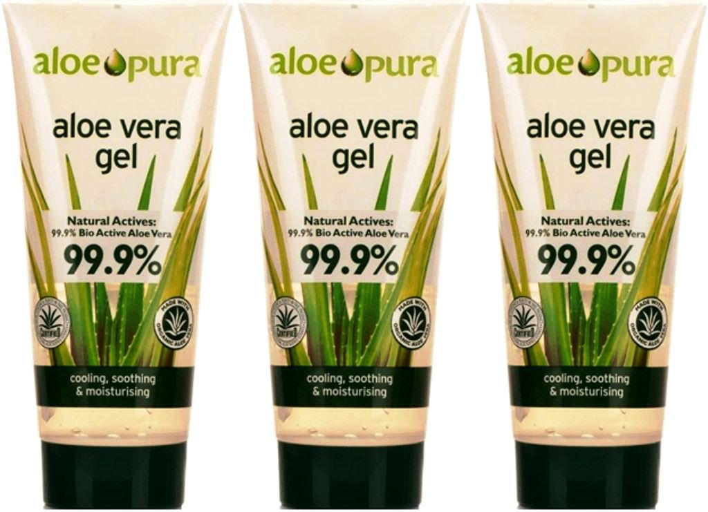 Aloe Vera 93% Soothing Gel by Skinfood #11