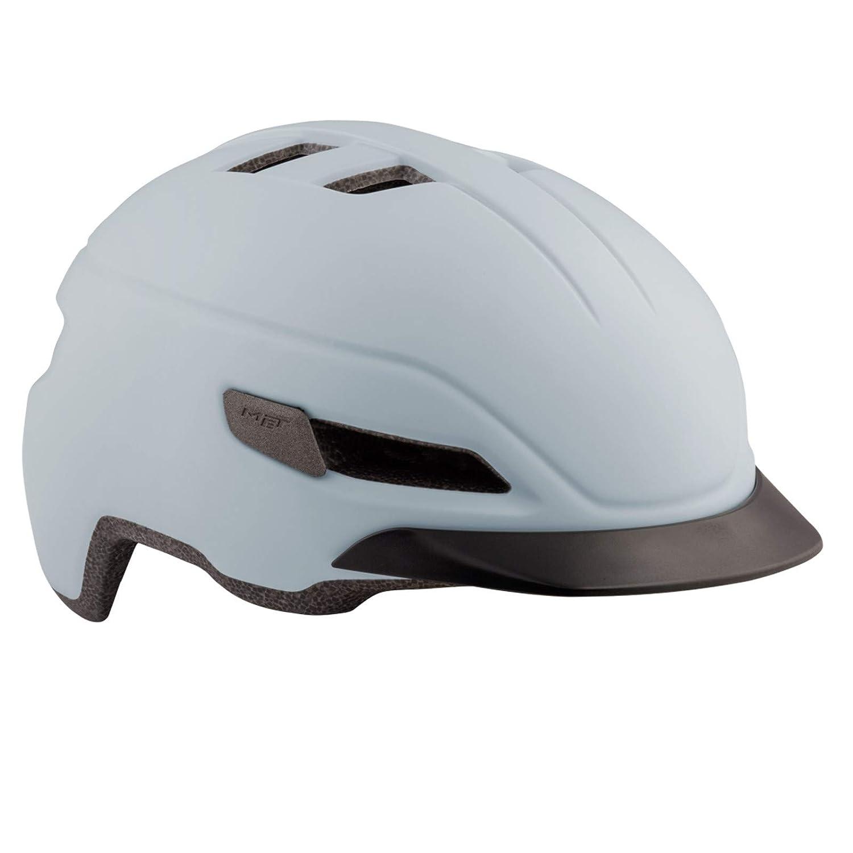 MET Corso Helm matt White 2019 Fahrradhelm