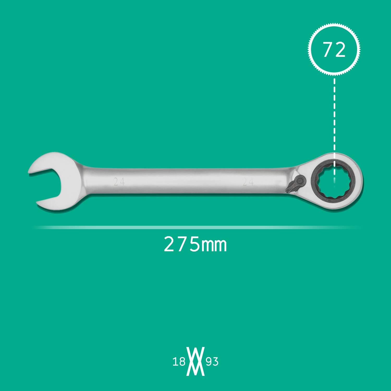 Ringmaul Ratschenschlüssel Maul Schlüssel Satz 8 tlg 8-22mm PRO NEU