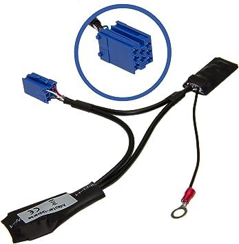 Pour VW Radio MFD Delta Premium #5963 BT Bluetooth adaptateur mp3 AUX In CD Changeur
