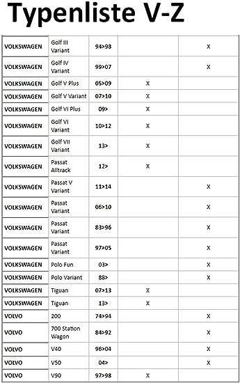 BARRE PORTATUTTO PORTAPACCHI HERCULES 120 PER FORD MONDEO 01/>11