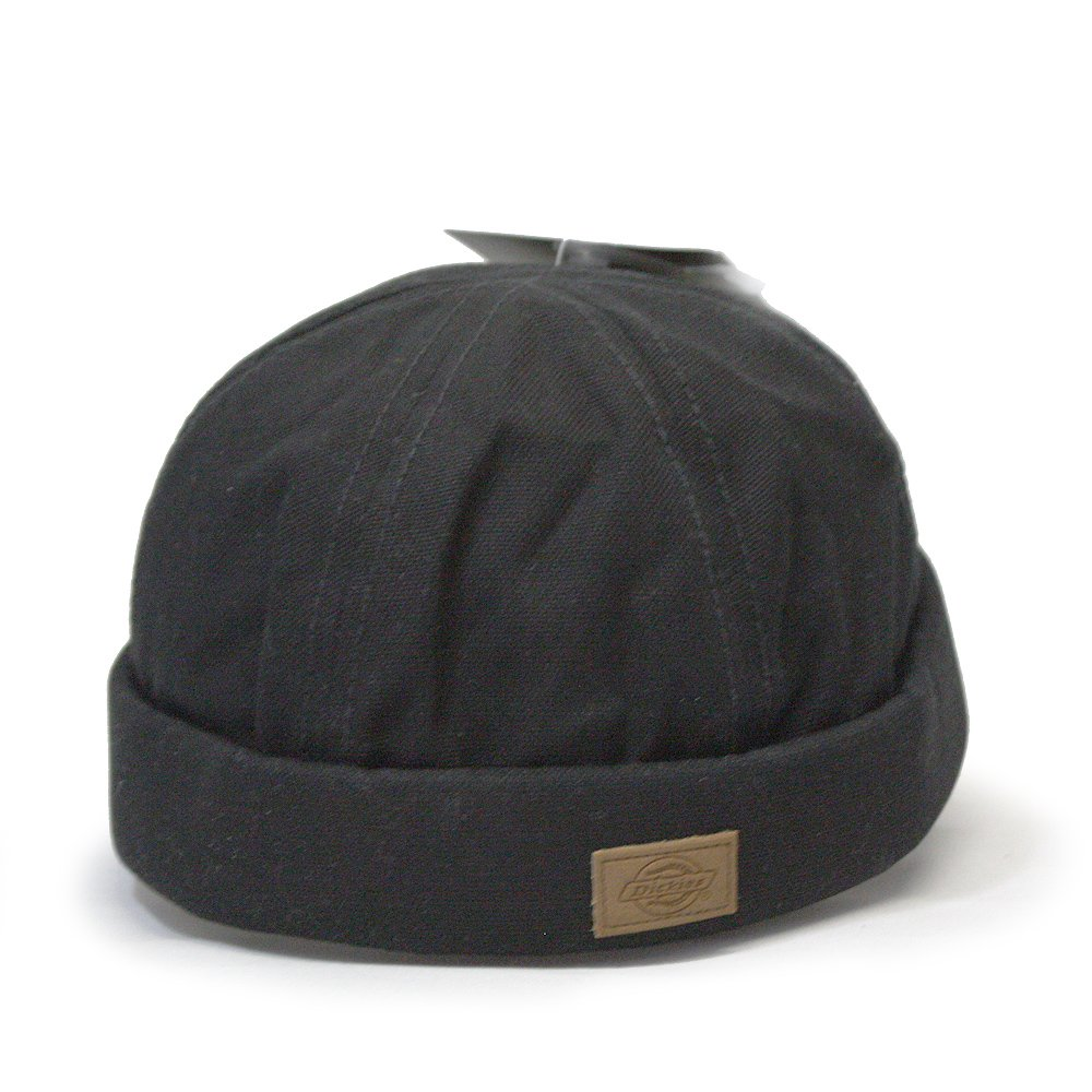 Dickies Canvas Black Docker Beanie Adjustable Cap at Amazon Men s Clothing  store  9f4a19ac315