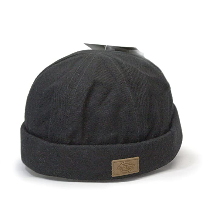Dickies Canvas Black Docker Beanie Adjustable Cap at Amazon Men s ... c2822a6d515