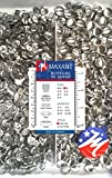 100 Buttons to Cover - Made in USA - Self Cover