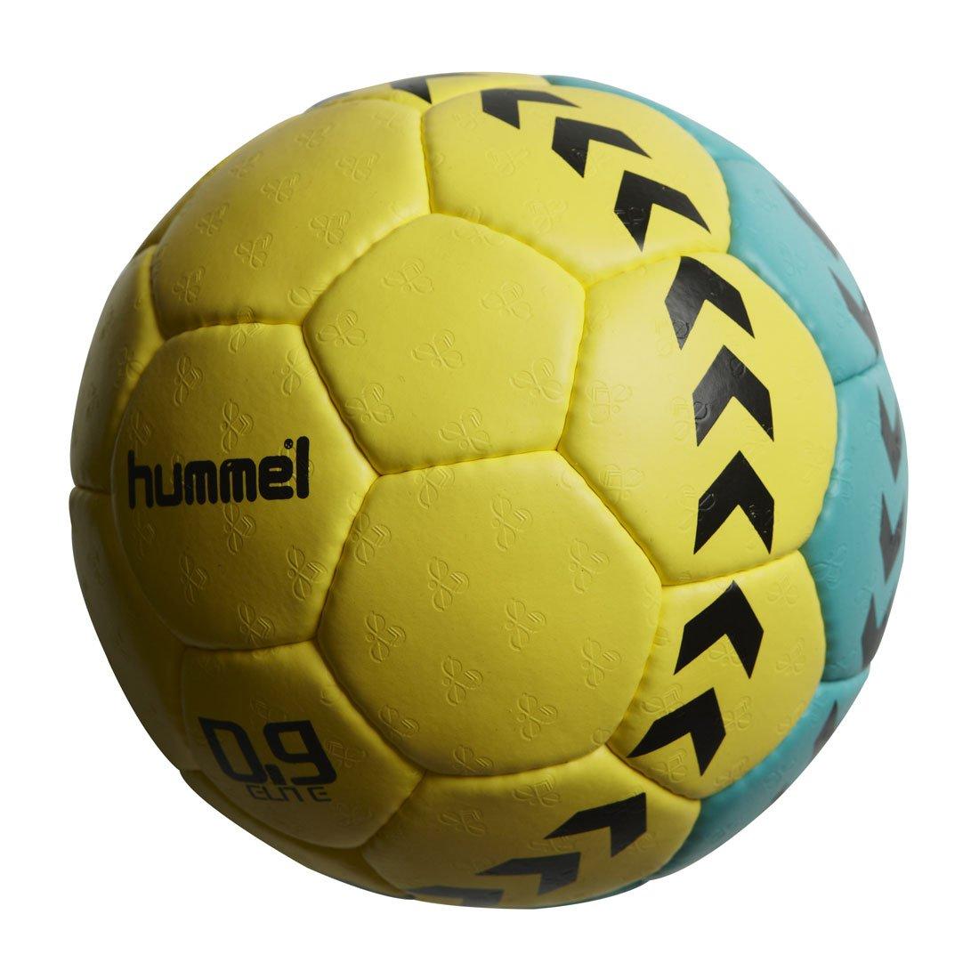 hummel 0 9 Elite - Pelota, tamaño 2, Multicolor: Amazon.es ...