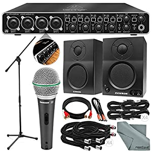 Photo Savings Behringer U-PHORIA UMC404HD USB...
