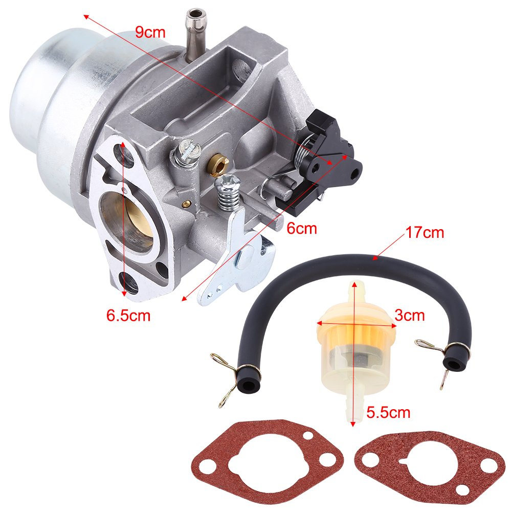 7862345 GCV135 Tondeuse /à Gazon 16100-Z0L-023//16100-Z0L-853//16100-ZMO-803//16100-ZMO-804//6212849 Carburateur pour Moteurs Honda GCV160