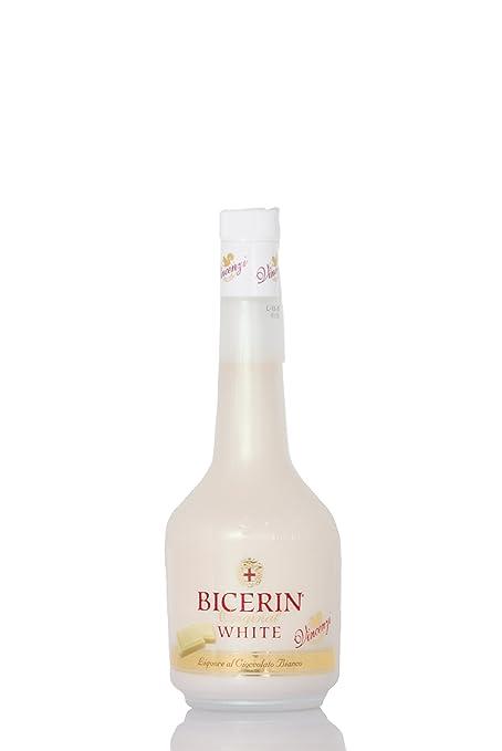 4 opinioni per Bicerin Original White Bianco liquore al Cioccolato Bianco Vincenzi 0,70 lt.