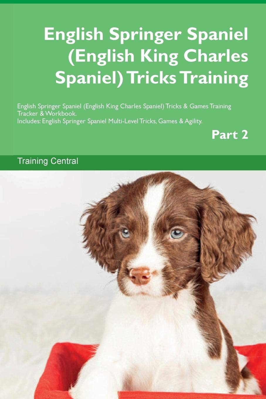 Download English Springer Spaniel (English King Charles Spaniel) Tricks Training English Springer Spaniel (English King Charles Spaniel) Tricks & Games ... Multi-Level Tricks, Games & Agility. Part 2 pdf epub