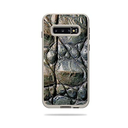 newest collection eecde bd6a1 MightySkins Skin for Lifeproof Fre Case Samsung Galaxy S10 - Gator Skin    Protective, Durable, and Unique Vinyl Decal wrap Cover   Easy to Apply, ...