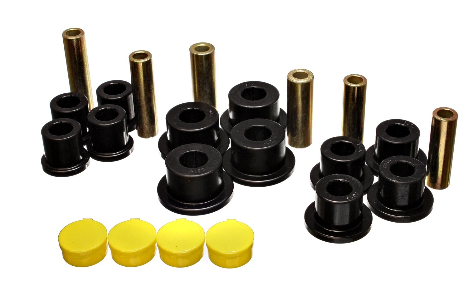 Energy Suspension 5.2115G R1500 2WD Rear Leaf Spring Bushing Set