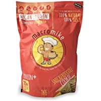 Macro Mike Vegan Protein, Snickerdoodle, 1 Kilograms