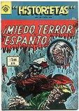 HISTORIETAS 498, VF, Johnny Craig, Williamson, EC, 1950, Pre-Code Horror,Spanish
