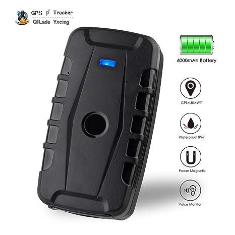 Rastreador GPS para coche Dispositivo de rastreo de ...