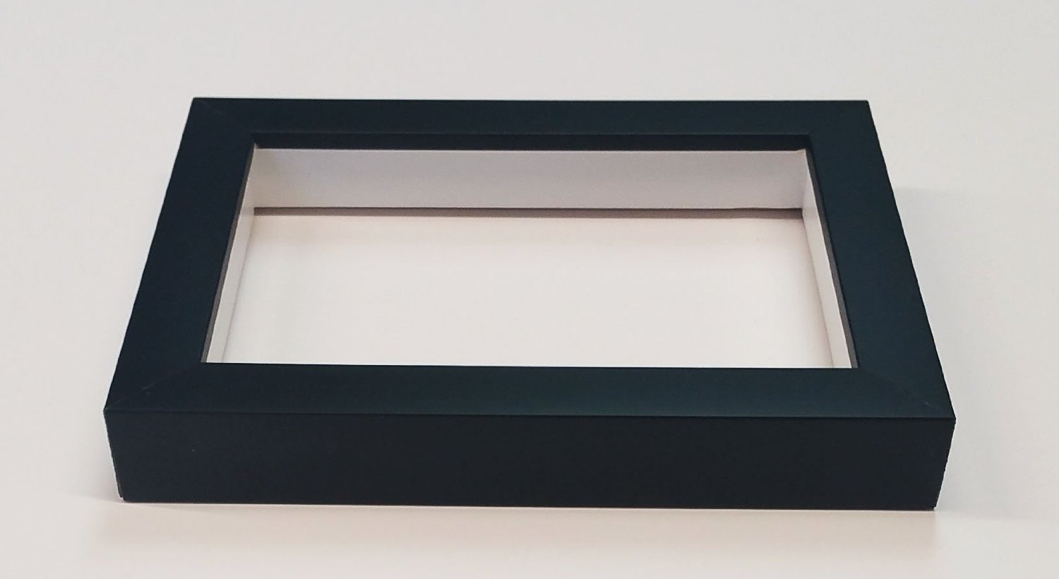 Shadowbox Gallery Wood Frames - Brown, 14 x 14 The Simple Things