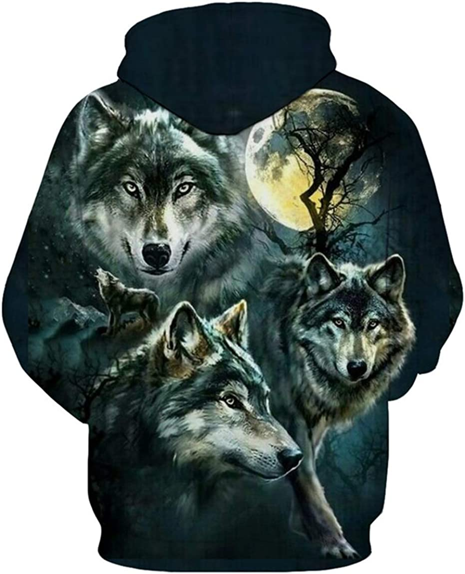 Fashion Men Women Sweatshirts Funny 3D Sweaters Hoodies Casual Pullover Outwear