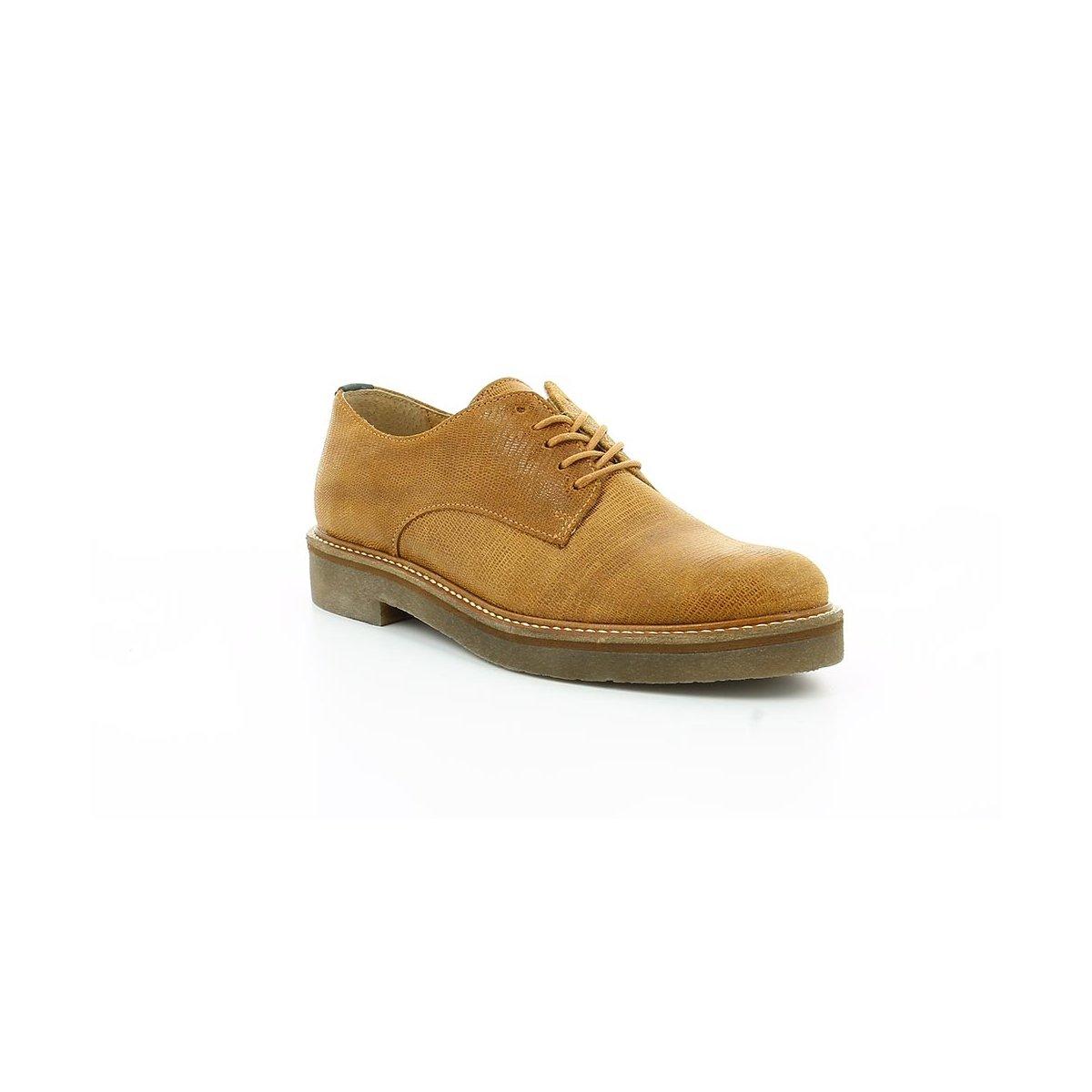 Kickers Zapatos de Cordones de Otra Piel Mujer 38 EU