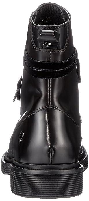 liebeskind Women's LW175260 Nappa Combat Boots Get To Buy mAHZtt