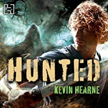 Hunted: The Iron Druid Chronicles, Book 6 | Livre audio Auteur(s) : Kevin Hearne Narrateur(s) : Christopher Ragland