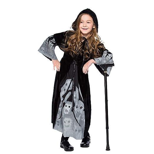 Heeecgoods Disfraz de Halloween para niños Cosplay Ball ...