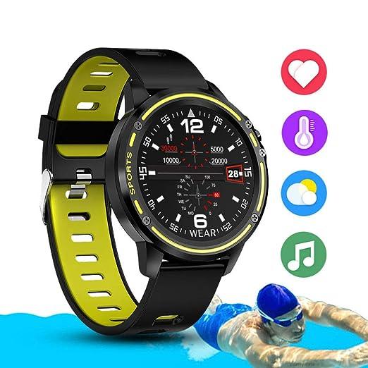 YXWR Smartwatch Reloj Inteligente Relojes Pulsera Actividad ...