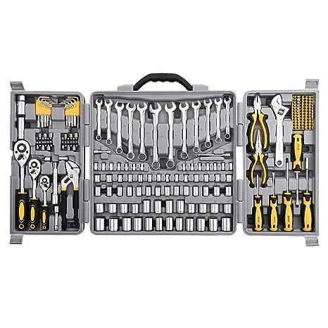 Amazon.com: Wilnerkot - Juego de herramientas mecánicas de ...