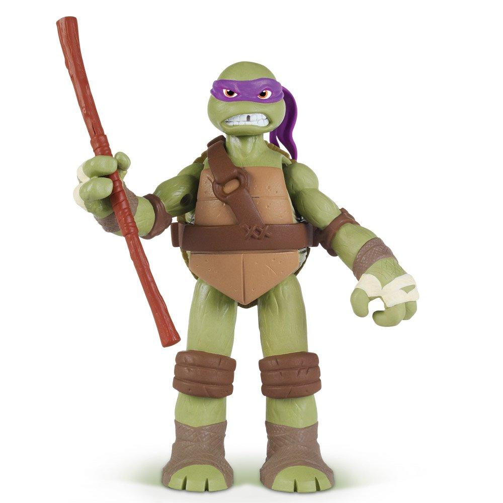TORTUGAS NINJA - Donatello Deluxe con Sonido (15cm): Amazon ...
