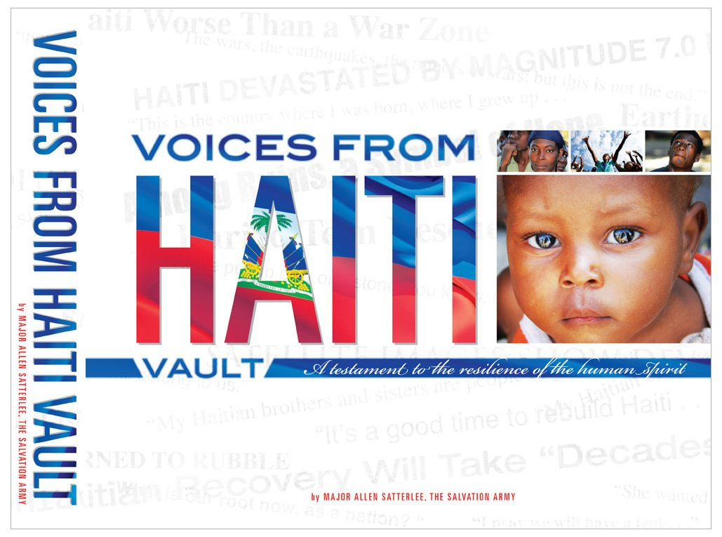Voices from Haiti Vault: A Testament to the resilience of the human spirit. PDF ePub ebook