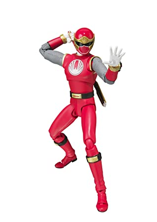 BANDAI Tamashii Nations S.H. Figuarts Power Rangers Ninja ...