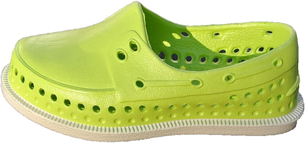 Hey Duckee Toddler Boy/'s Girl/'s Slip-on Waterproof Sneakers Loafers Shoes-Assorted Colors