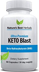 Ultra Premium Keto Blast   Weight Loss Supplement for Fast...