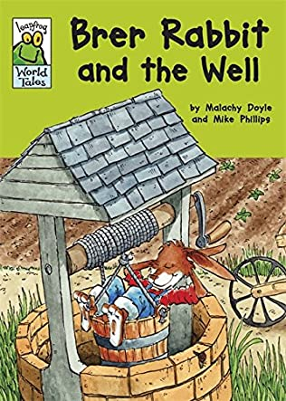 book cover of Brer Rabbit and the Well