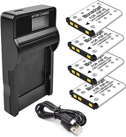 Cargador coche Fujifilm finepix j100 j110w cargador F