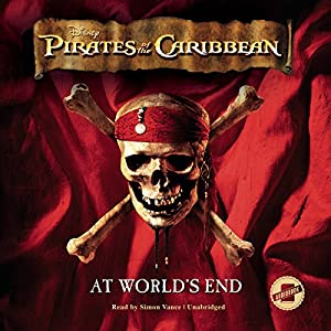 Pirates of the Caribbean: At World's End Audiobook
