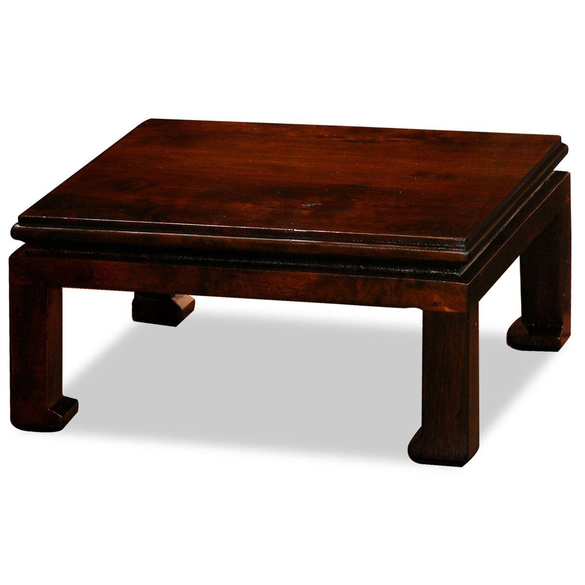 Amazon.com: China Furniture Online Chinese Wooden Stand, 5 Inches Square  Display Pedestal: Kitchen U0026 Dining
