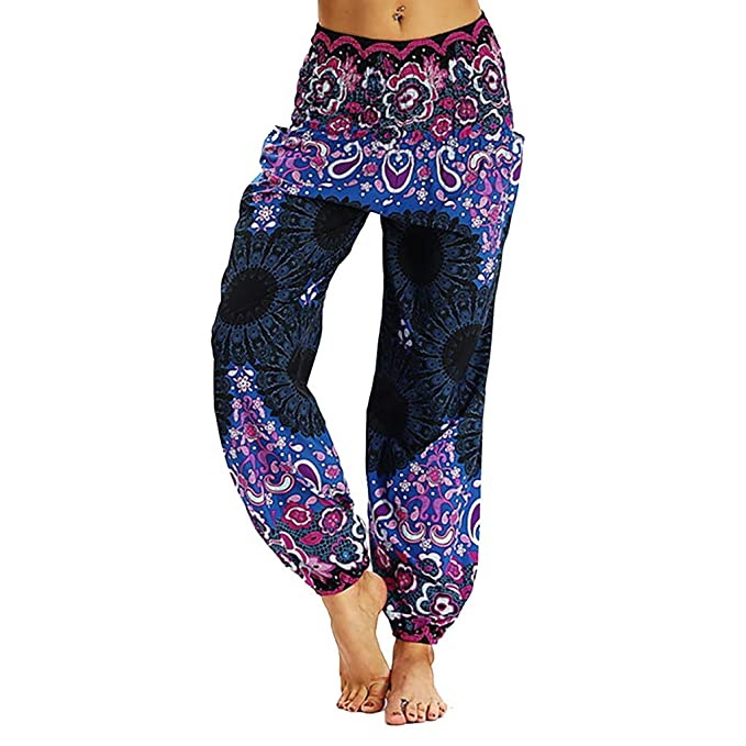 Amazon.com: Harem Yoga Pants for Women,SMALLE◕‿◕ Men Women ...