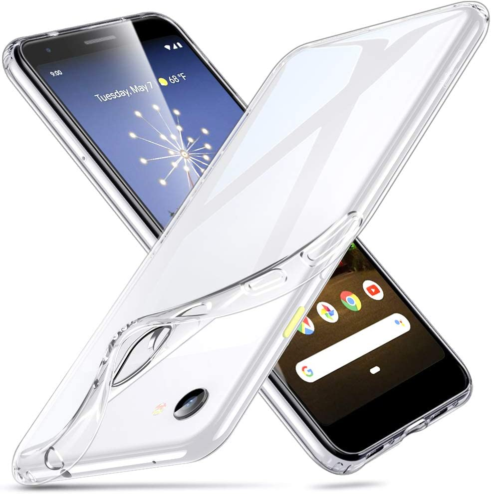 ESR Funda Google Pixel 3a, Essential Air de TPU Suave Transparente ...