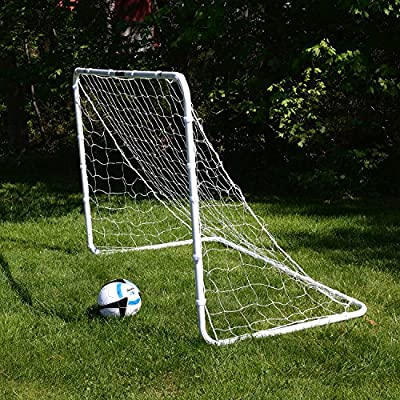 Franklin Sports Replacement Soccer Goal Nets and Soccer Goal Straps - (6 x 4 foot, 10 x 5 foot, & 12 x 6 foot)
