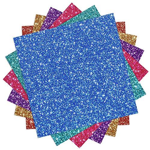 6 Sheet Glitter - 6