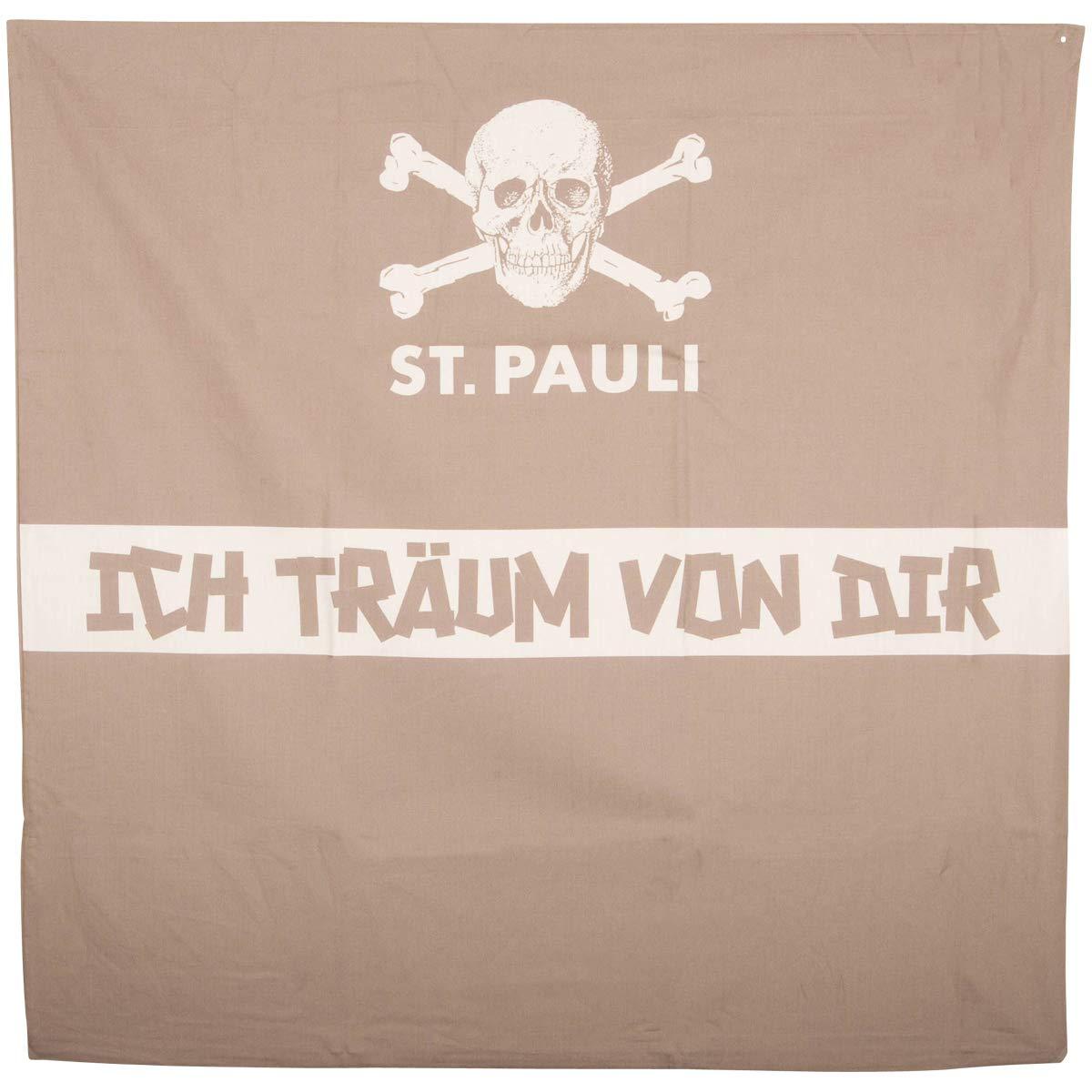 FC St Grau ** SP131803 Pauli Bettw/äsche ** Ich tr/äum von dir Weiss